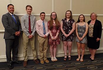 IC scholarship winners 2018