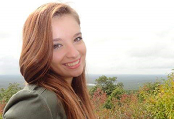 Rachel Adams - IC scholarship winner