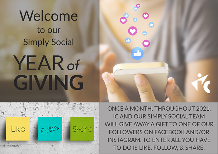 Year of Giving Contest banner