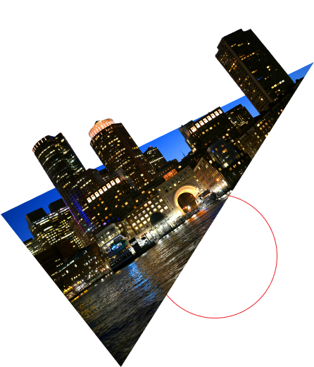 Business banking MA Boston skyline