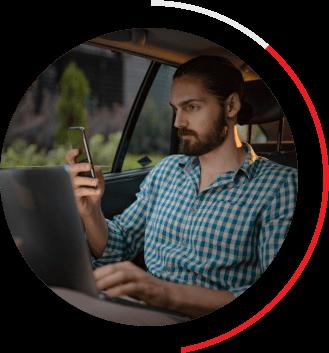 IC mobile banking