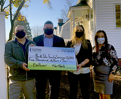 IC donation to North Star MA