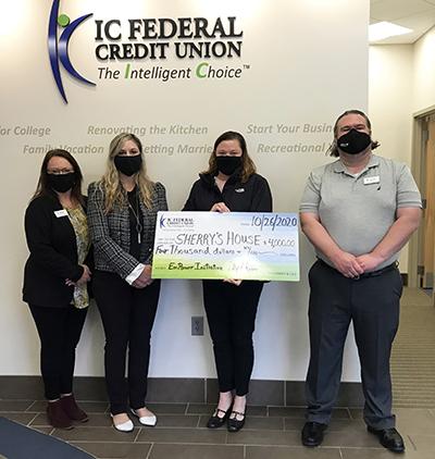 IC donation to Sherrys MCC