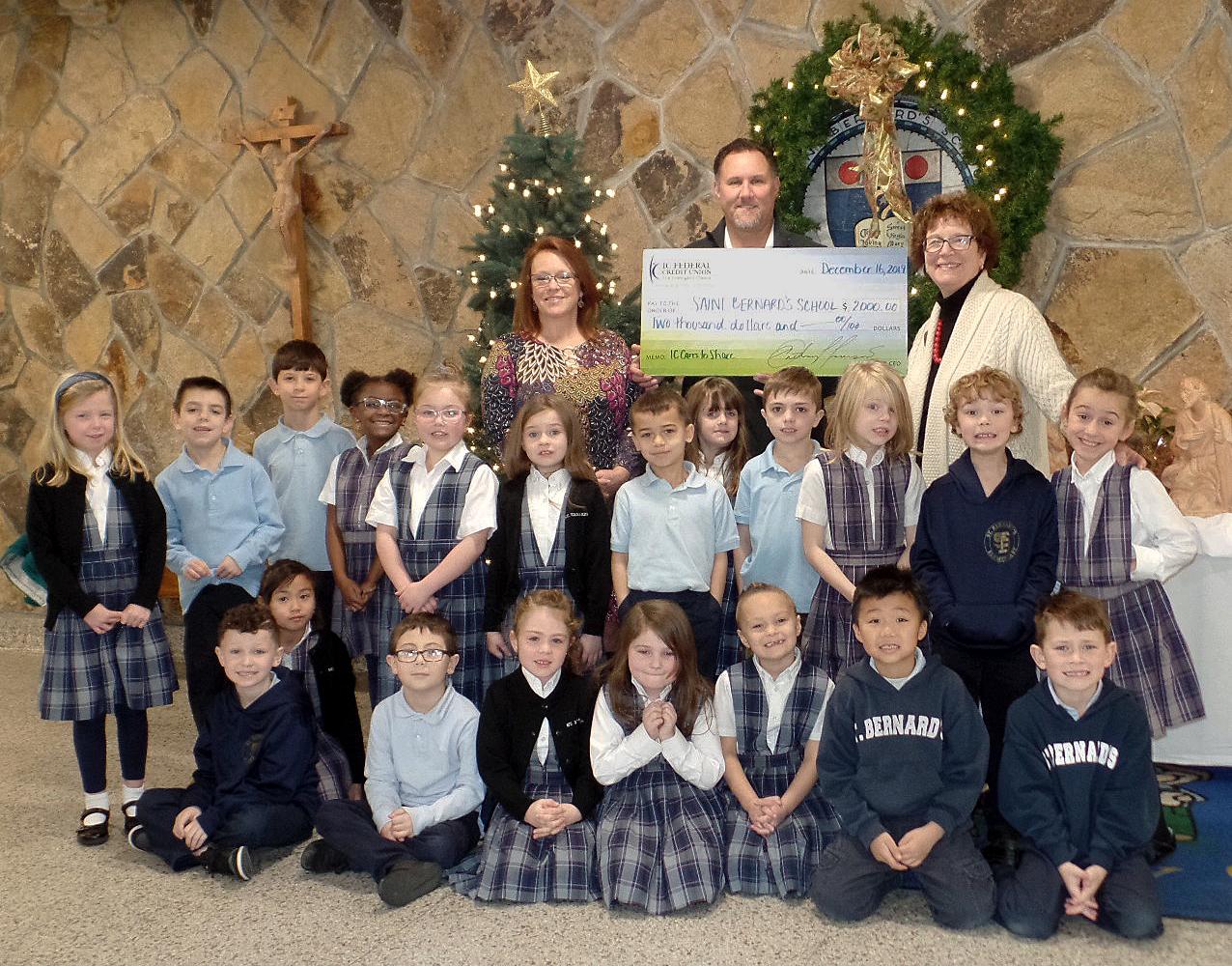 St. Bernards - IC donation