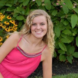 Mackenzie - IC scholarship winner